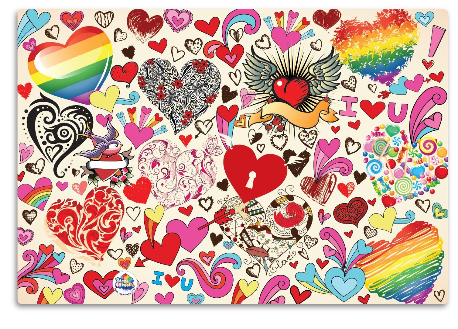Scrapbook cover - More Views Luv N Hugs Scrapbook Cover