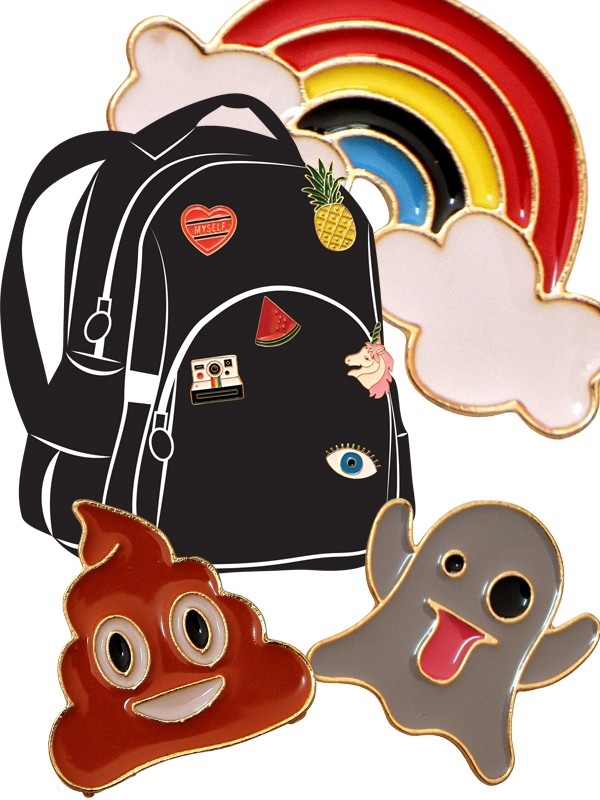 Bag badge group