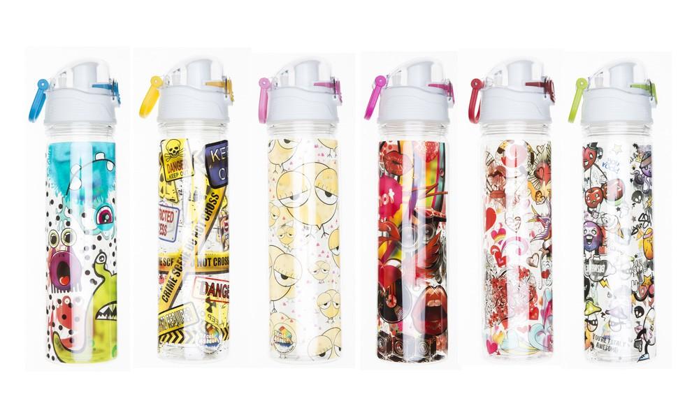 BPA Free Double Walled Water Bottle