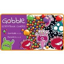 Gooble Scrapbook Cover Pack