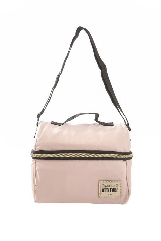 Blush Pink Lunch Bag
