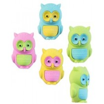 Hoot Owl Eraser