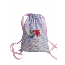 Mermaid Drawstring Bag - 2 Kool 4 Skool