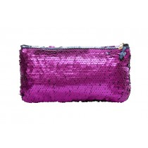 Pink Sequin Colour Changing Pencil Case 2