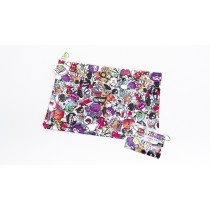 Graffiti Pencil Case & ID Cover Set