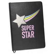 Super Star Notebook