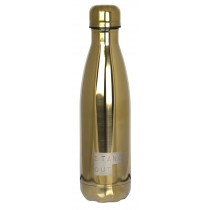 BPA Free Gold Stainless Steel Drink Bottle / Vacuum Flask / Water Bottle