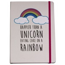 Rainbow Notebook Journal