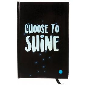 LED Choose to Shine Notebook