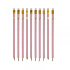 Pink Pencil Set in Case