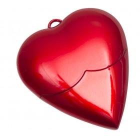 Heart 8GB USB