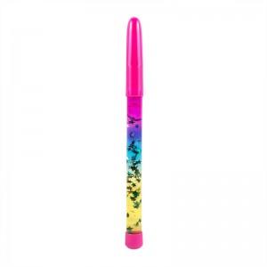 Glitter Rainbow Wand Pen