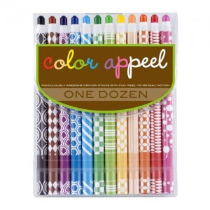 Colour Appeal Crayons