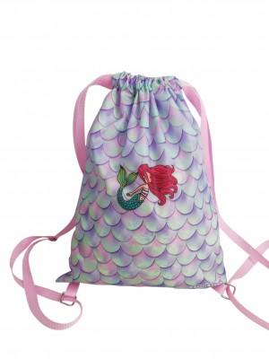 Mermaid Drawstring Bag - 2 Kool 4 Skool