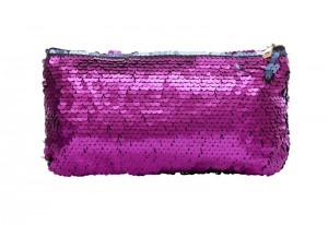 Pink Sequin Colour Changing Pencil Case 2