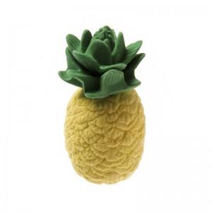 Giant Yellow Pineapple Eraser