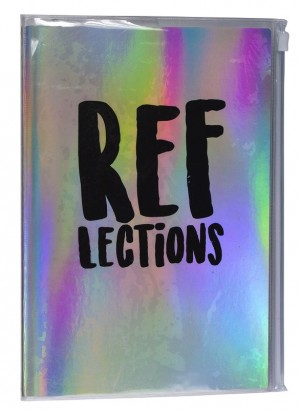 Reflections Notebook Cover