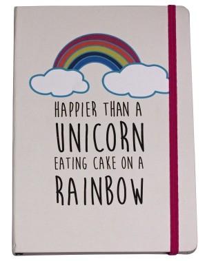 Rainbow Notebook Journal
